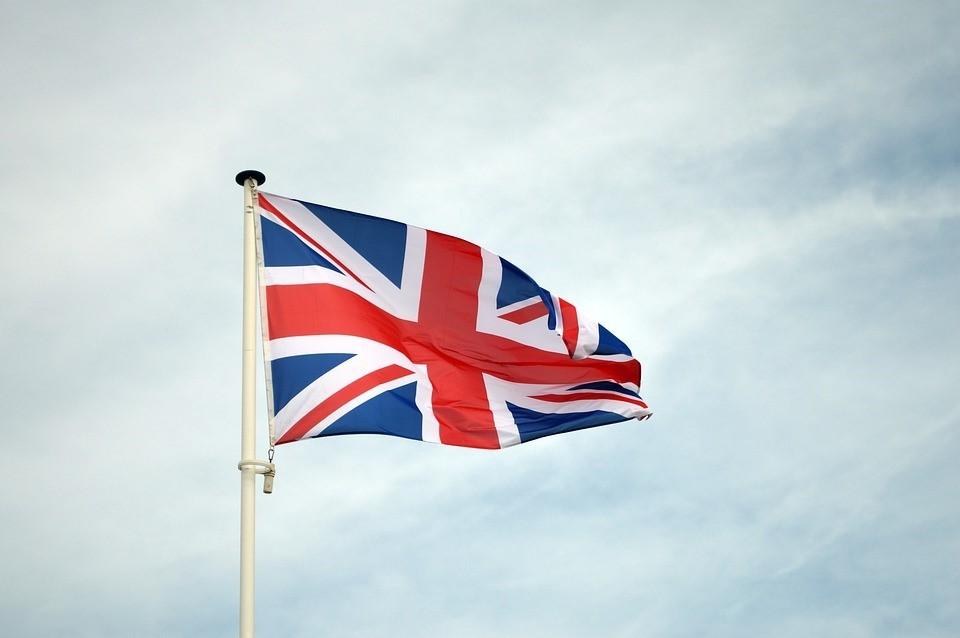 Groot Brittanie vlag